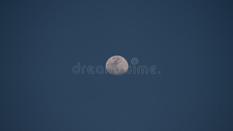 νυχτερινός ουρανός φεγγ& στοκ εικόνες με δικαίωμα ελεύθερης χρήσης