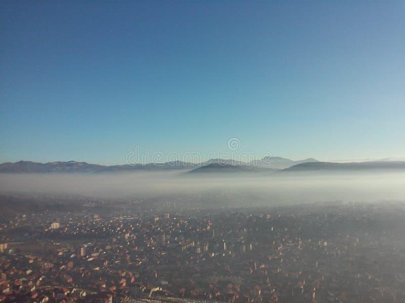 Νόβι Παζάρ, Σερβία στοκ φωτογραφίες