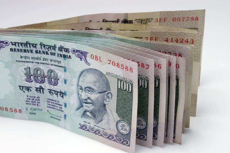 νόμισμα Ινδός στοκ φωτογραφίες με δικαίωμα ελεύθερης χρήσης