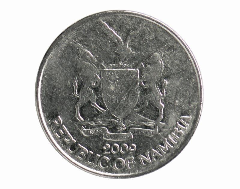 Νόμισμα 10 σεντ, 1993~Today - κυκλοφορία serie, τράπεζα της Ναμίμπια στοκ φωτογραφία με δικαίωμα ελεύθερης χρήσης