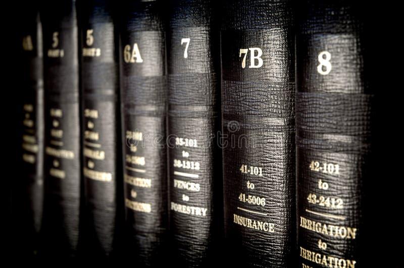 νόμος βιβλίων στοκ φωτογραφία με δικαίωμα ελεύθερης χρήσης