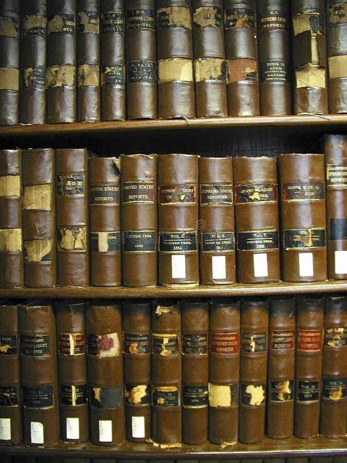 νόμος παλαιό Τέξας βιβλίων στοκ φωτογραφίες