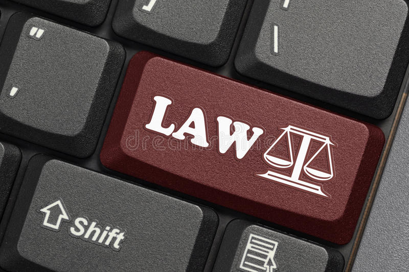 Νόμος στοκ εικόνες με δικαίωμα ελεύθερης χρήσης