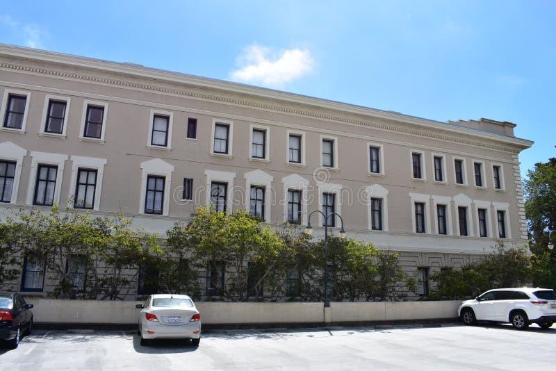 Νότια ειρηνική γυρισμένη νοσοκομείο ανώτερη κατοικία πεζουλιών ελέους, 5 στοκ φωτογραφίες με δικαίωμα ελεύθερης χρήσης