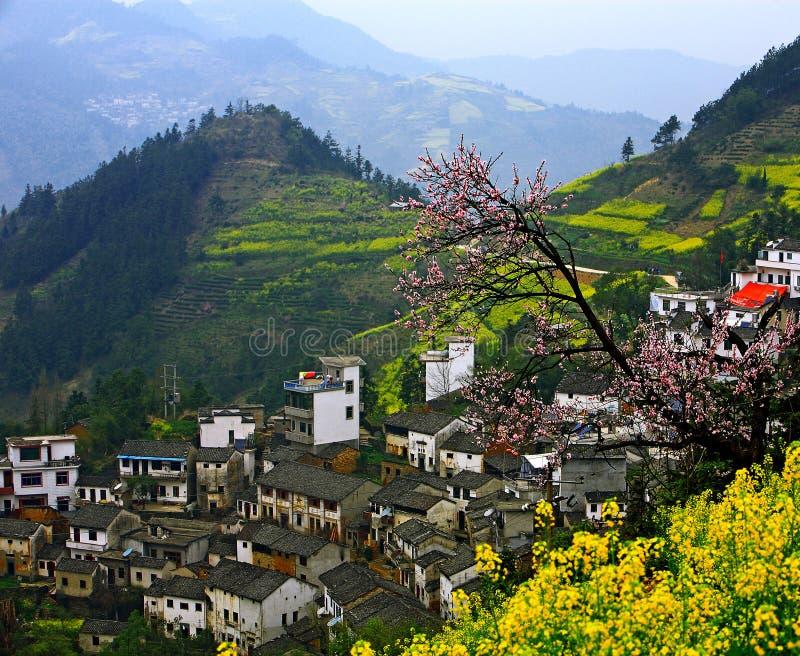 Νότια Κίνα την άνοιξη στοκ φωτογραφία