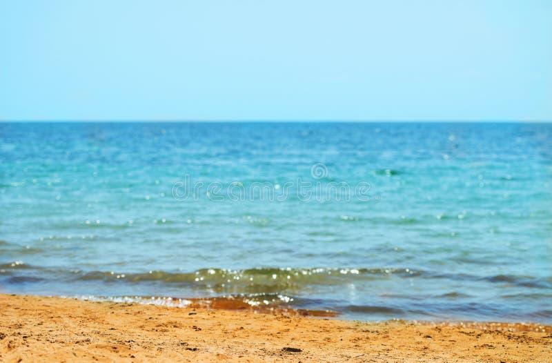 Νότια Μαύρη Θάλασσα στην Κριμαία στοκ εικόνες