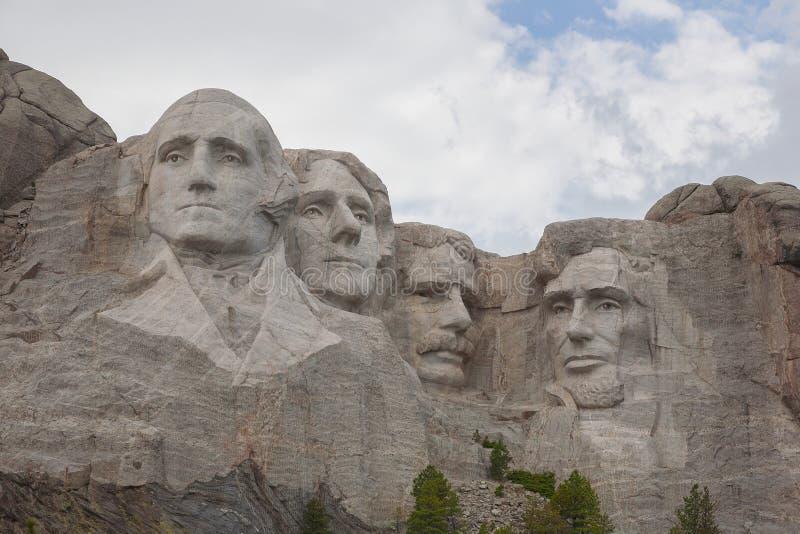 Νότια Ντακότα ΑΜ Rushmore στοκ εικόνες
