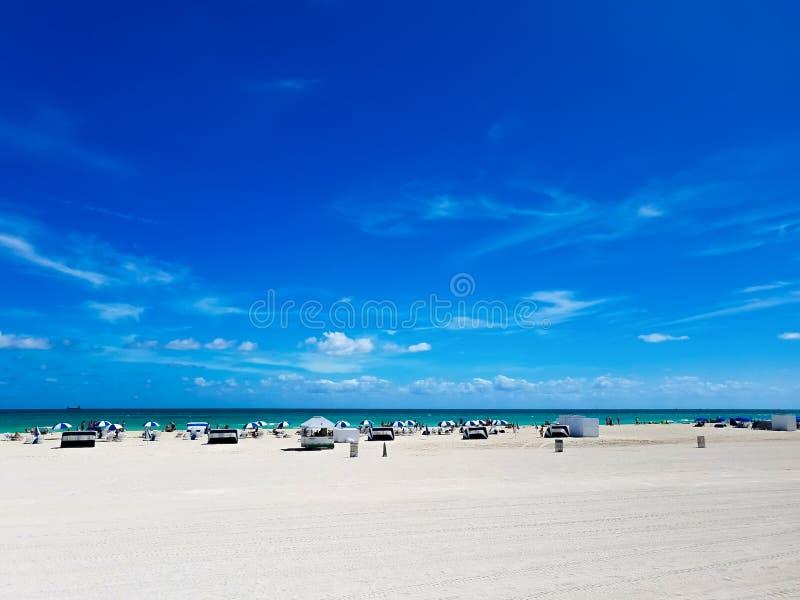 Νότια παραλία στοκ φωτογραφίες με δικαίωμα ελεύθερης χρήσης