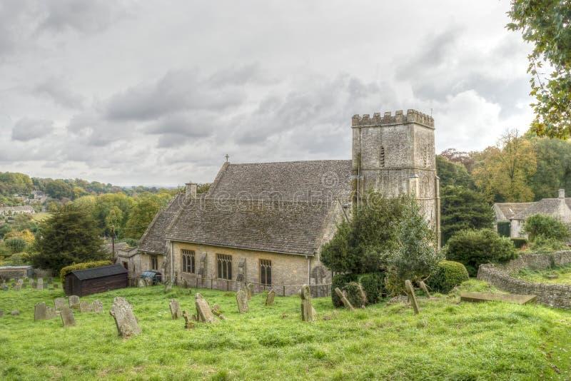 Νότια πρόσοψη HDR εκκλησιών του ST Andrews στοκ φωτογραφία με δικαίωμα ελεύθερης χρήσης