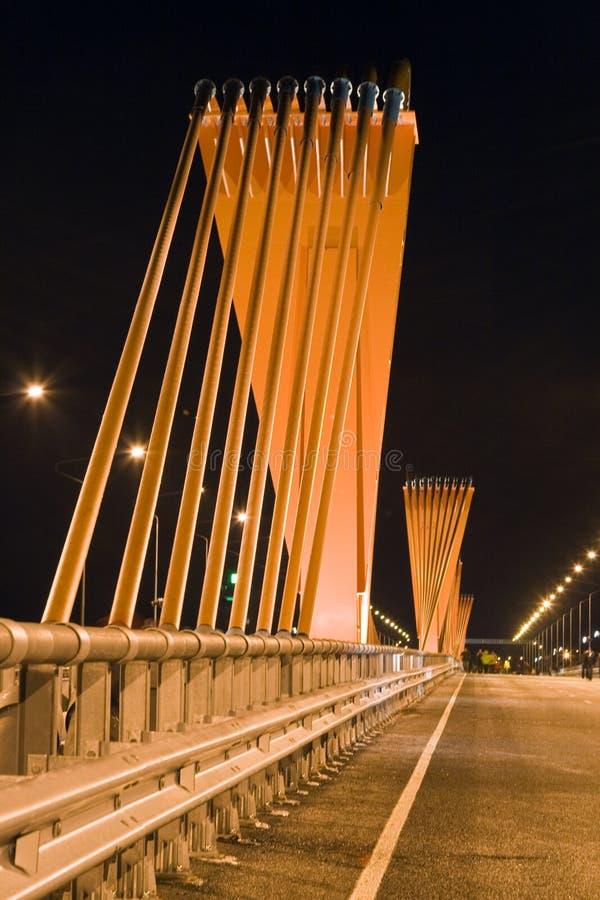 νότιες κλίσεις dienvidu γεφυρώ&nu στοκ εικόνες
