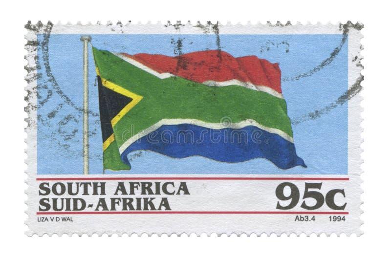 νότιο γραμματόσημο της Αφρ&i στοκ φωτογραφία