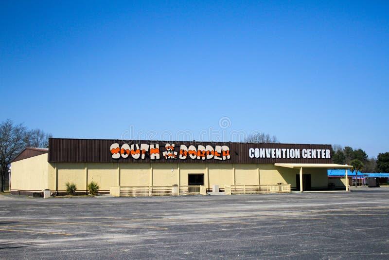 Νότος των συνόρων, κέντρο Συνθηκών, νότια Καρολίνα στοκ εικόνες με δικαίωμα ελεύθερης χρήσης