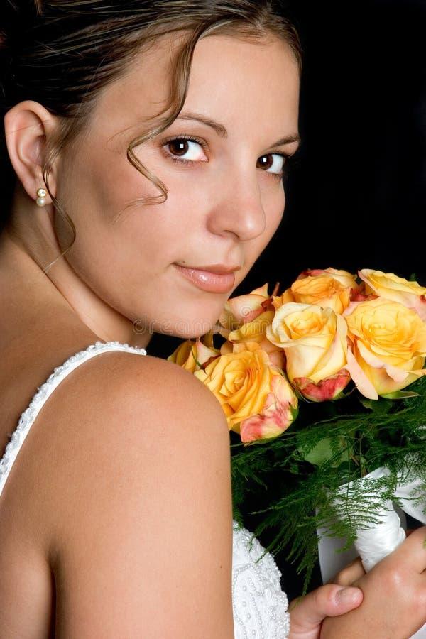 νύφη αρκετά στοκ φωτογραφία