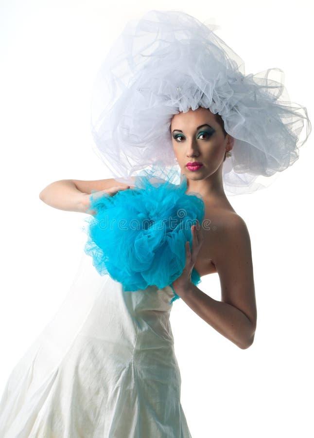 νύφη δημιουργική στοκ φωτογραφίες με δικαίωμα ελεύθερης χρήσης
