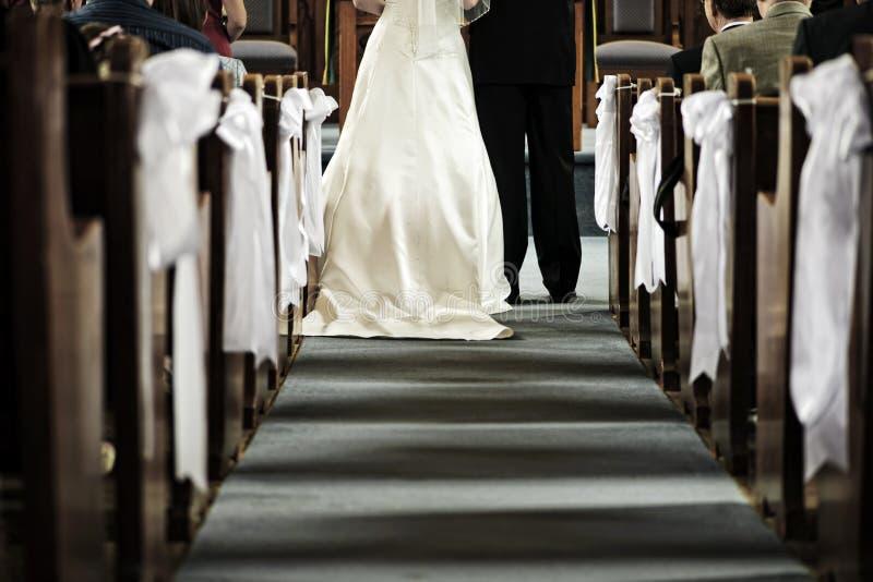 Γάμος στην εκκλησία στοκ εικόνες