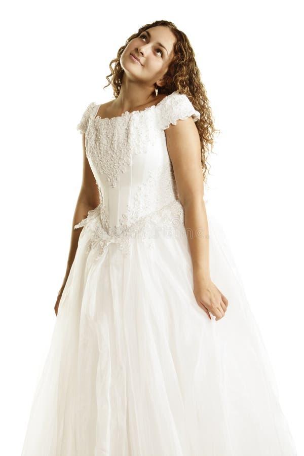 νύφη που ανατρέχει στοκ εικόνες