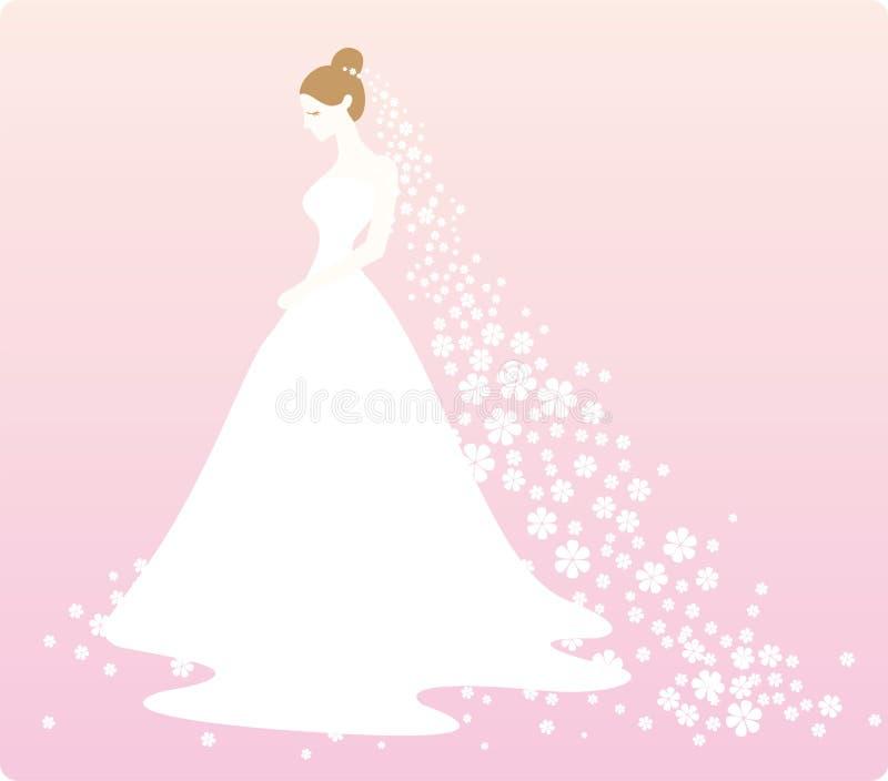 νύφη στοκ φωτογραφία με δικαίωμα ελεύθερης χρήσης