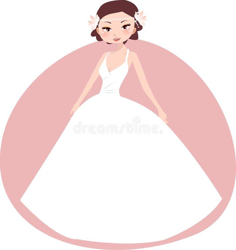 νύφη απεικόνιση αποθεμάτων