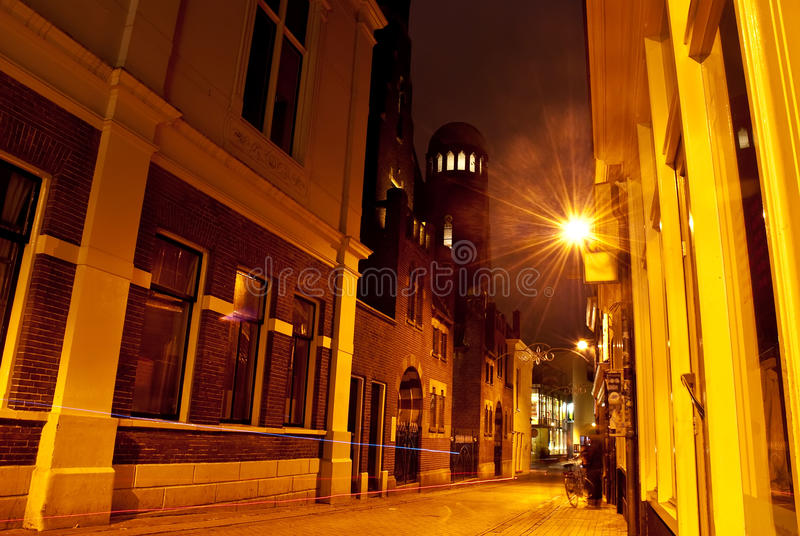 νύχτα εικονικής παράσταση& στοκ φωτογραφία με δικαίωμα ελεύθερης χρήσης