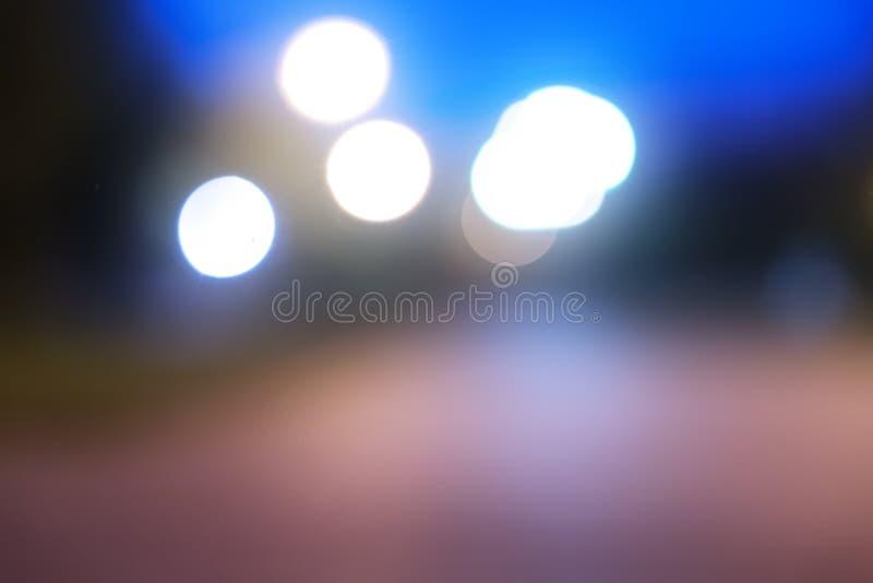 Νύχτα που καίγεται στο πάρκο στοκ φωτογραφίες με δικαίωμα ελεύθερης χρήσης