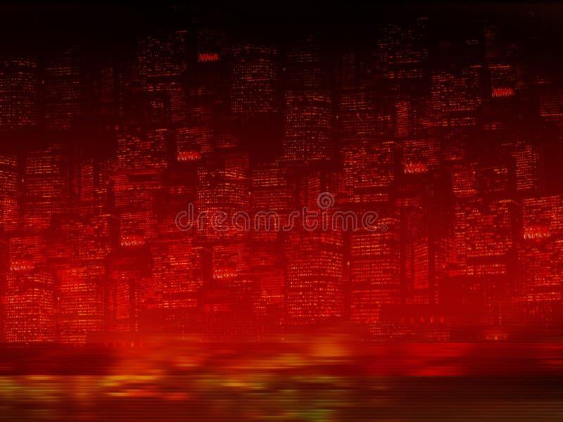 νύχτα πόλεων ανασκόπησης