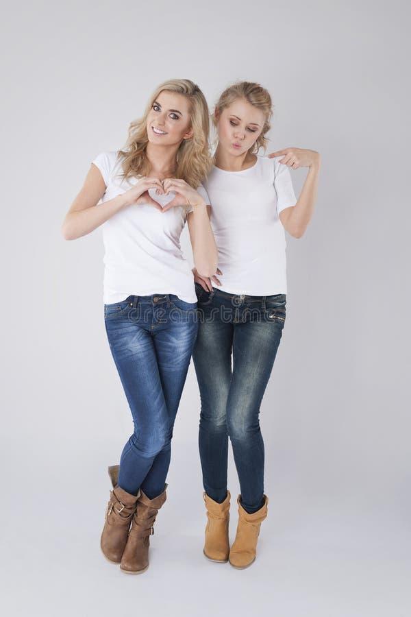 ξανθές γυναίκες στοκ εικόνες