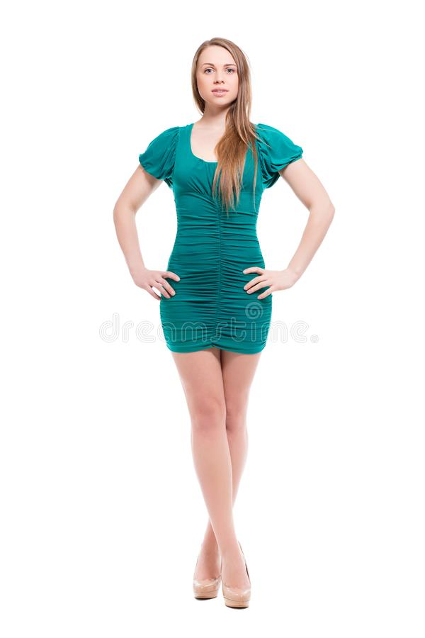 ξανθές νεολαίες γυναικώ& στοκ φωτογραφία με δικαίωμα ελεύθερης χρήσης