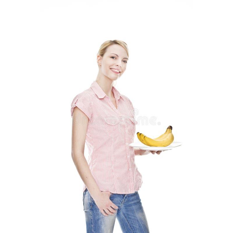 ξανθές υγιείς νεολαίες & στοκ εικόνα με δικαίωμα ελεύθερης χρήσης