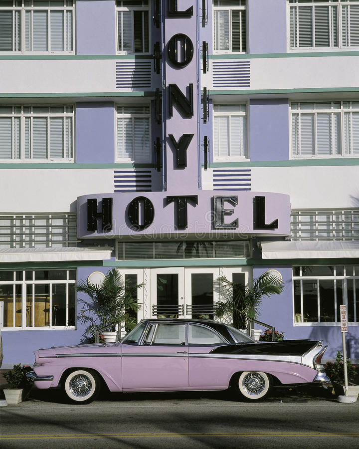 Ξενοδοχείο αποικιών στοκ φωτογραφία με δικαίωμα ελεύθερης χρήσης
