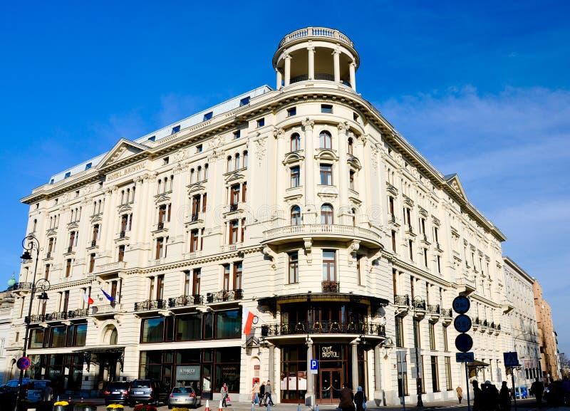 ξενοδοχείο Βαρσοβία το στοκ εικόνα