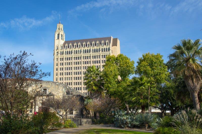 Ξενοδοχείο του San Antonio Emily Morgan, Τέξας, ΗΠΑ στοκ φωτογραφία με δικαίωμα ελεύθερης χρήσης