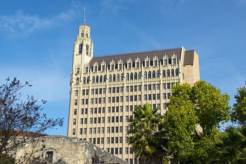 Ξενοδοχείο του San Antonio Emily Morgan, Τέξας, ΗΠΑ στοκ εικόνες