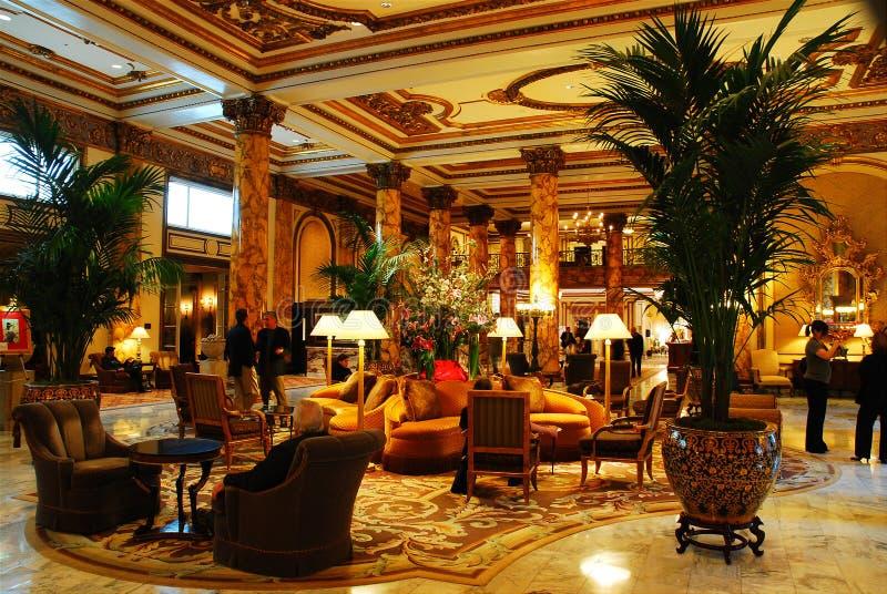 Ξενοδοχείο Fairmont, Σαν Φρανσίσκο στοκ φωτογραφία με δικαίωμα ελεύθερης χρήσης