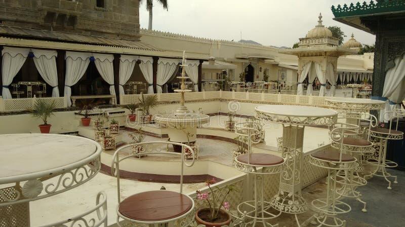 Ξενοδοχείο κληρονομιάς JagMandir Udaipur στοκ εικόνες