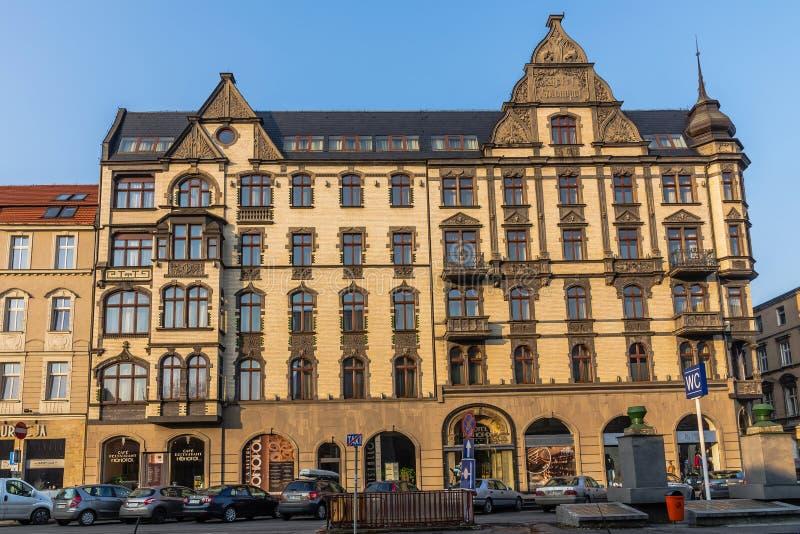 Ξενοδοχείο Monopol πέντε αστεριών στοκ φωτογραφία με δικαίωμα ελεύθερης χρήσης