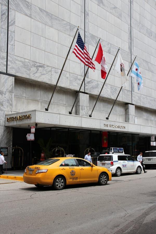 Ξενοδοχείο ritz-Carlton στοκ εικόνες