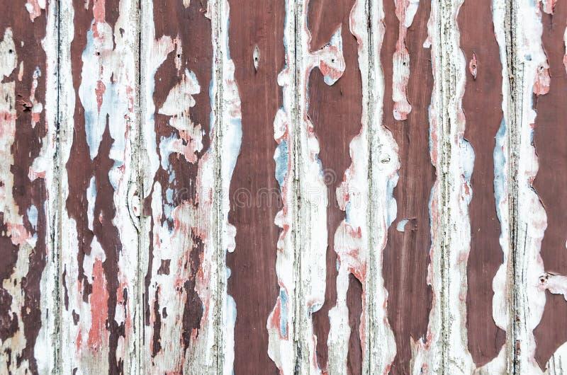 Ξεπερασμένη χρωματισμένη ξύλινη σύσταση για τη χρήση ως υπόβαθρο στοκ εικόνες με δικαίωμα ελεύθερης χρήσης