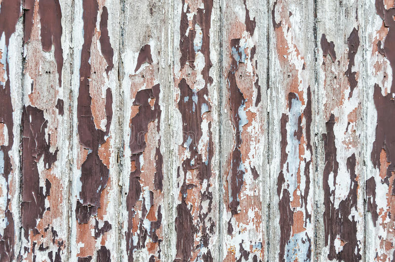 Ξεπερασμένη χρωματισμένη ξύλινη σύσταση στοκ φωτογραφίες