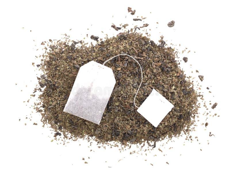ξεράνετε το τσάι φύλλων στοκ φωτογραφία με δικαίωμα ελεύθερης χρήσης