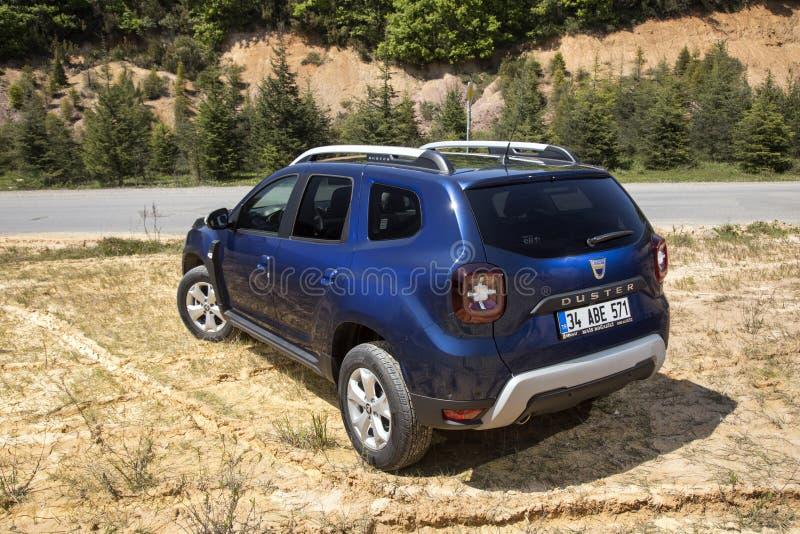 Ξεσκονόπανο Dacia στοκ φωτογραφίες