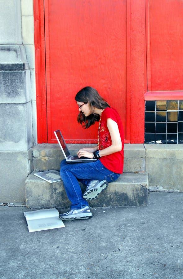 Ξεφύλλισμα και έρευνα του Ιστού στοκ εικόνες με δικαίωμα ελεύθερης χρήσης