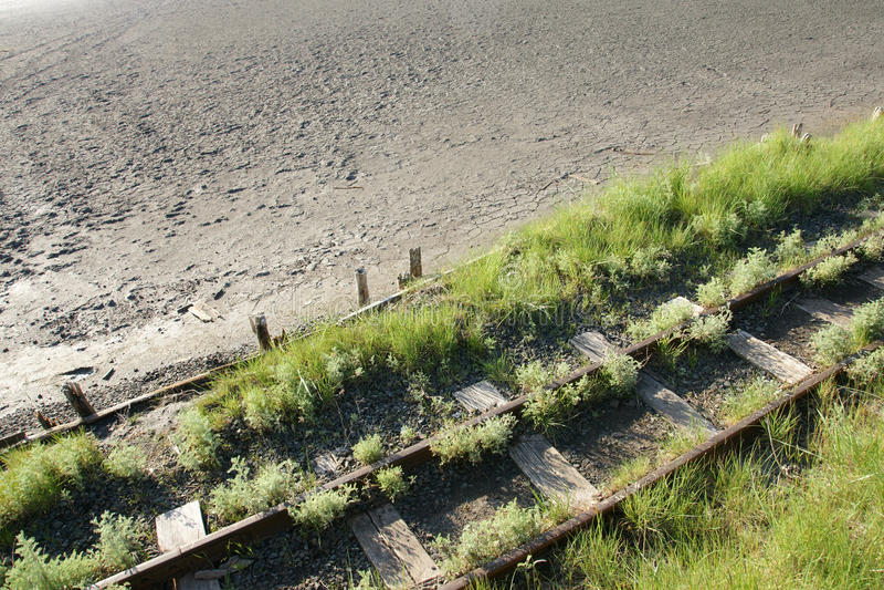 Ξεχασμένος σιδηρόδρομος - 25 στοκ φωτογραφία με δικαίωμα ελεύθερης χρήσης
