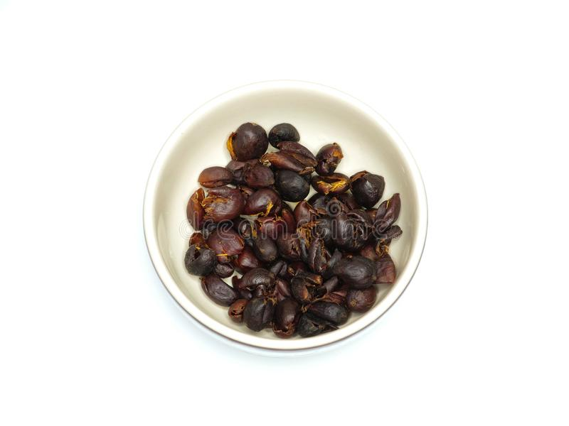 ξηρά κεράσια καφέ στοκ φωτογραφία με δικαίωμα ελεύθερης χρήσης