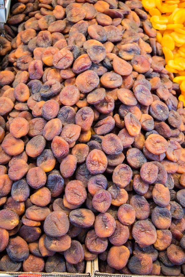 Ξηρά φρούτα βερίκοκων ως σύσταση υποβάθρου στοκ εικόνα με δικαίωμα ελεύθερης χρήσης