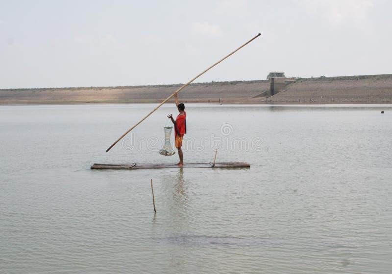Ξηρασία στην Ινδονησία στοκ φωτογραφίες