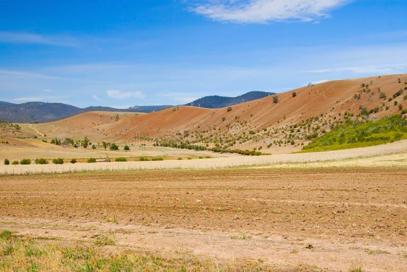 ξηρασία της Αυστραλίας στοκ φωτογραφία με δικαίωμα ελεύθερης χρήσης