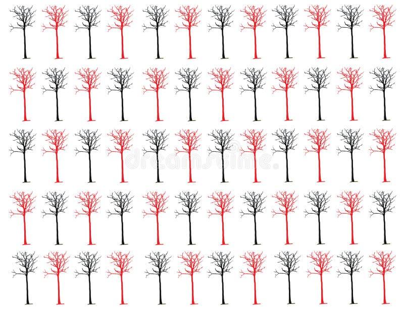 Ξηρός κλάδος δέντρων που απομονώνεται στην άσπρη πορεία υποβάθρου και ψαλιδίσματος ελεύθερη απεικόνιση δικαιώματος