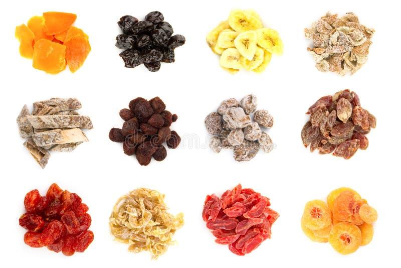 Ξηρός - συλλογή φρούτων στοκ εικόνα