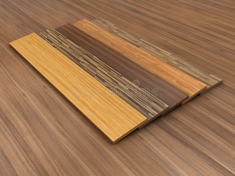 ξυλεία πατωμάτων διανυσματική απεικόνιση