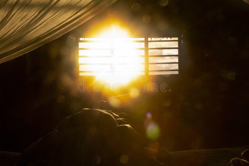 Ξυπνήστε ο ήλιος στοκ φωτογραφία με δικαίωμα ελεύθερης χρήσης